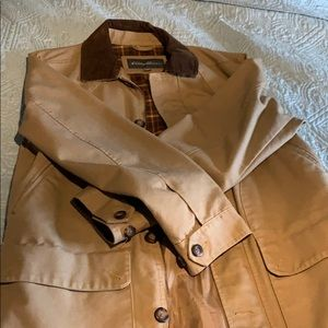 Eddie Bauer Men's field coat